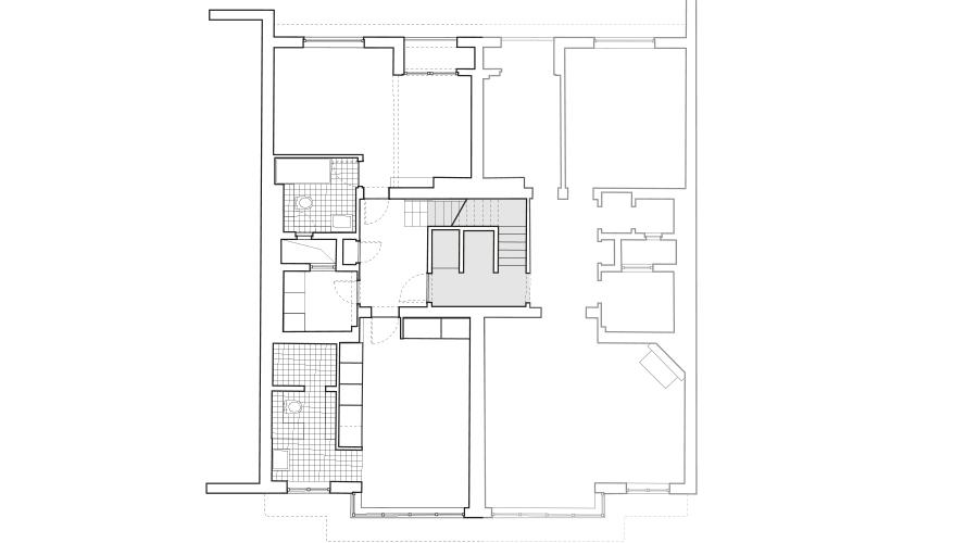 Plan Maison Entree Sud. Latest Voici Luensemble Des Plans With Plan