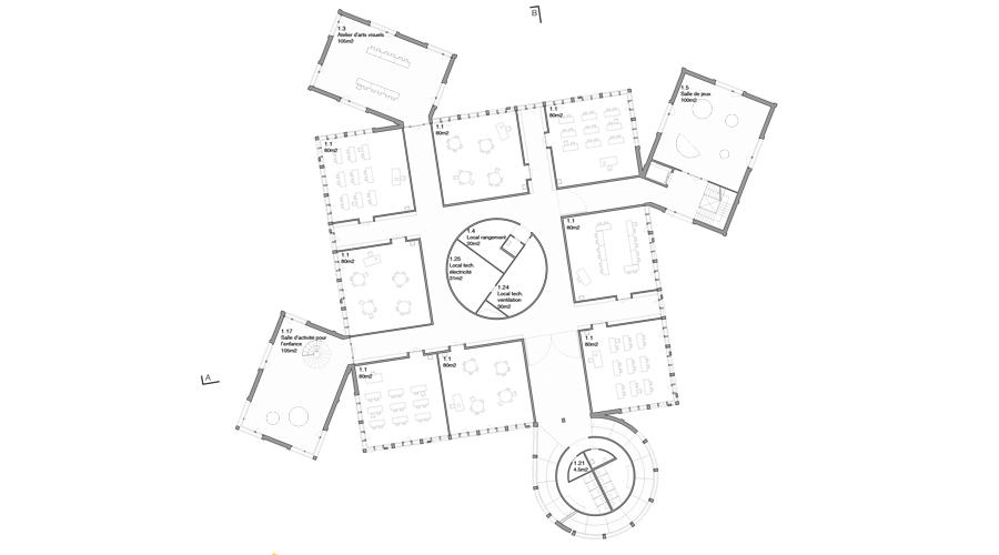 Erd Diagram Oval