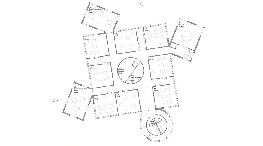 Electrical Plan Autocad